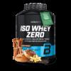 Iso Whey Zero prémium fehérje - 2270 g csokoládé