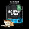 Iso Whey Zero prémium fehérje - 2270 g black biscuit