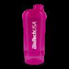 Keverőpalack Biotech Wave+ Compact 500 ml (+150 ml) magenta