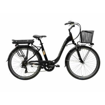 ADRIATICA E1 e-bike női fekete