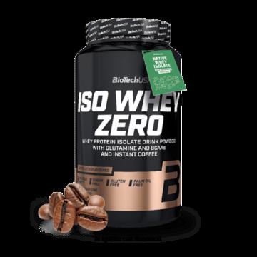 Iso Whey Zero - 908 g Caffé latte