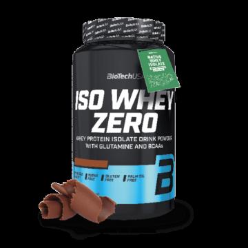 Iso Whey Zero - 908 g csokoládé-toffee