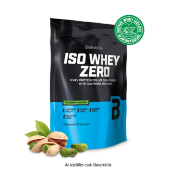 Iso Whey Zero - 500 g csokoládé