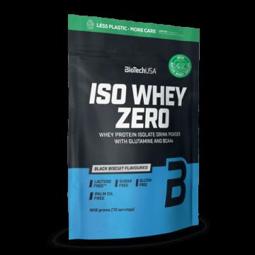 Iso Whey Zero prémium fehérje papírzsákban - 1816 g