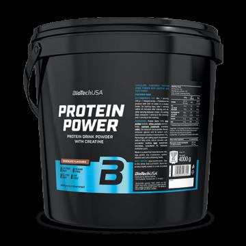Protein Power - 4000 g vanília