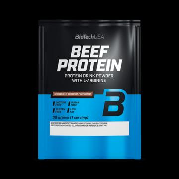 Beef Protein - 30 g csokoládé-kókusz 10 db/csomag