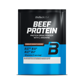 Beef Protein - 30 g eper 10 db/csomag