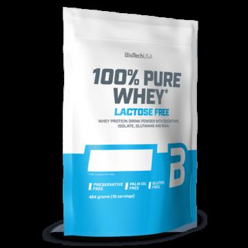 100% Pure Whey Laktózmentes - 454 g csokoládé