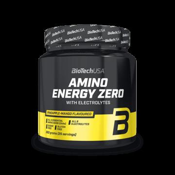 Amino Energy Zero with electrolytes - 360 g barackos ice tea