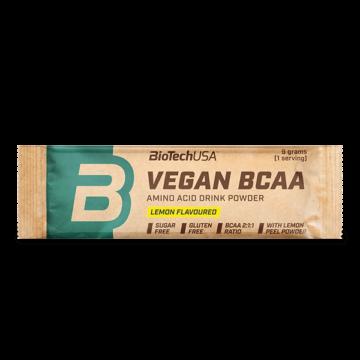Vegan BCAA - 9 g citrom