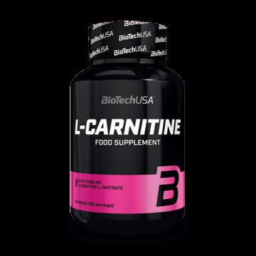 L-Carnitine - 30 tabletta