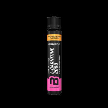 L-Carnitine 2 000 mg Ampulla - 25 ml citrom 20 db/doboz