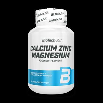 Calcium Zinc Magnesium - 100 tabletta