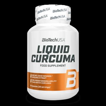 Liquid Curcuma - 30 db kapszula