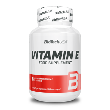 Vitamin E - 100 lágyzselatin kapszula