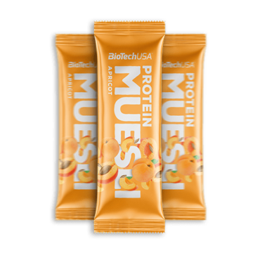 Protein Muesli - 30 g barack 28 db/doboz