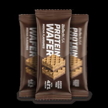 Protein Wafer - 35 g mokka 12 db/doboz