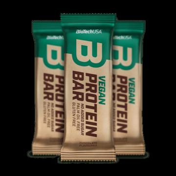 Vegan Protein Bar fehérjeszelet - 50 g csokoládé
