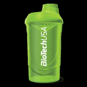 Wave Shaker - 600 ml zöld