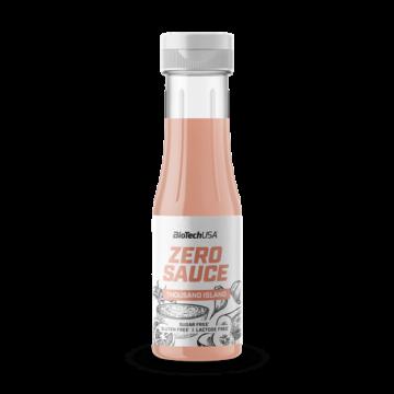 Zero Sauce - 350 ml fűszeres fokhagyma