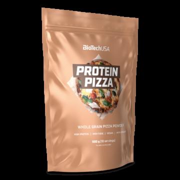 Protein Pizza – teljes kiőrlésű 500 g