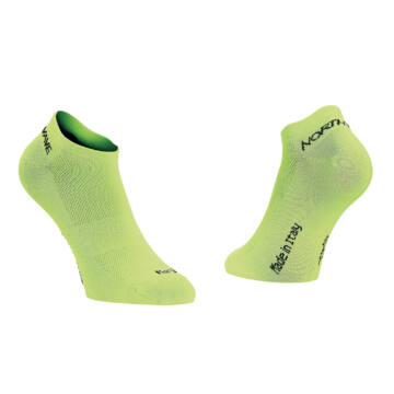 Zokni NORTHWAVE GHOST 2 MAN S(36-39) lime fluo