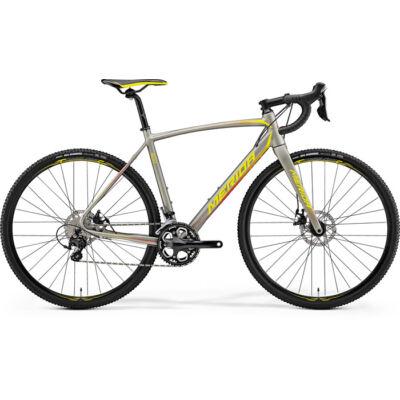 MERIDA 2018 CYCLO CROSS 400 SELYEM TITÁN (SÁRGA/PIROS)