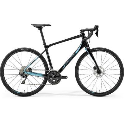 VÁZ MERIDA 2018 SILEX 700 XL(56) FEKETE (KÉK)