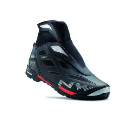 Cipő NORTHWAVE MTB X-CROSS GTX 47 téli, fekete