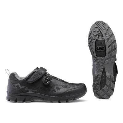 Cipő NORTHWAVE ALL TER. CORSAIR 50 fekete