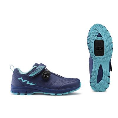 Cipő NORTHWAVE ALL TER. CORSAIRWMN 36 kék- aqua