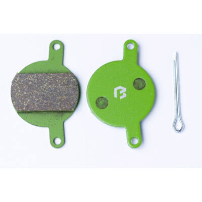 Fékbetét tárcsafékhez BIKEFUN - DS-12+PIN-12