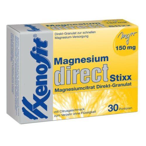 Xenofit Magnézium Direct Stixx (30 adag)