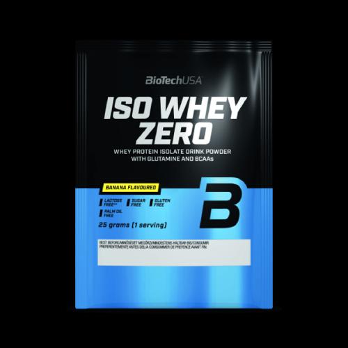 Iso Whey Zero - 25 g banán