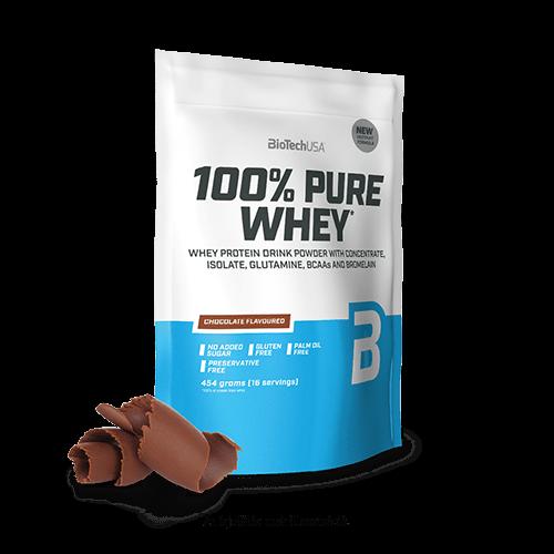 100% Pure Whey - 454 g csokoládé