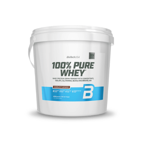 100% Pure Whey - 4000 g bourbon vanília