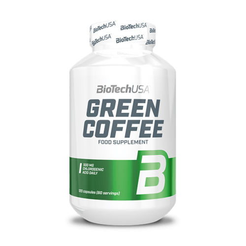 Green Coffee - 120 kapszula