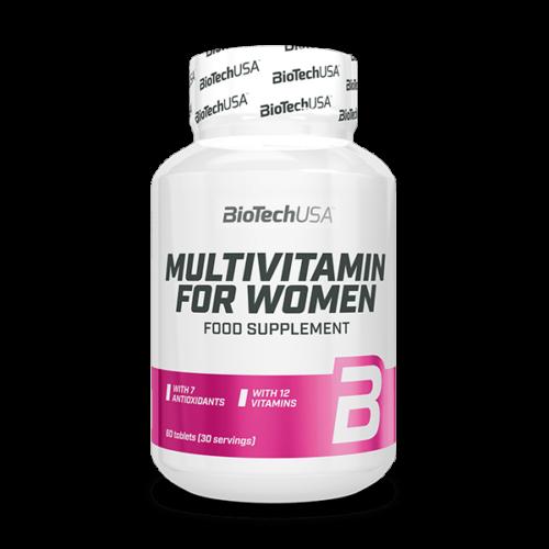 Multivitamin For Women tabletta – 60db tabletta