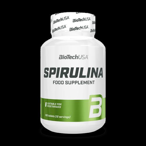 Spirulina - 100 tabletta