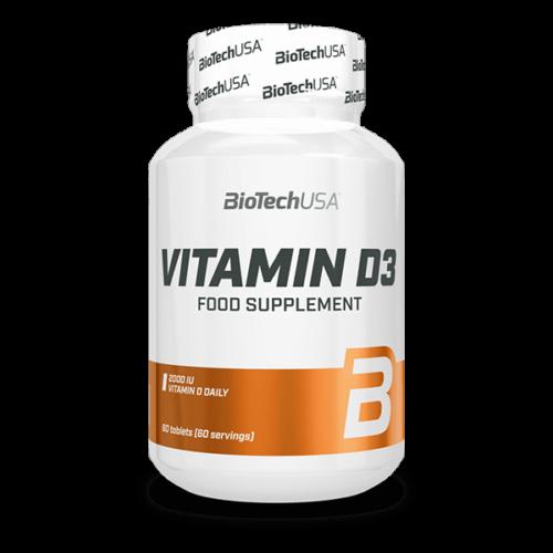 Vitamin D3 - 60 tabletta