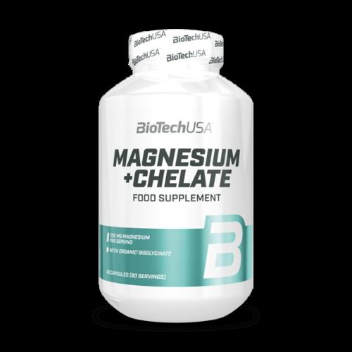 Magnesium + Chelate - 60 kapszula