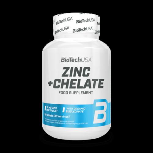 Zinc+Chelate - 60 tabletta
