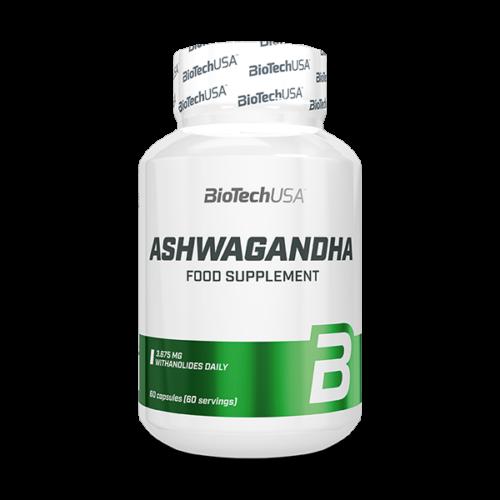 Ashwagandha - 60 kapszula