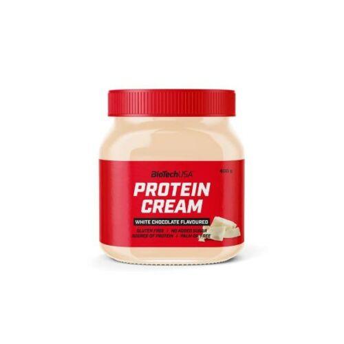 Protein Cream - 400 g fehércsokoládé ízű