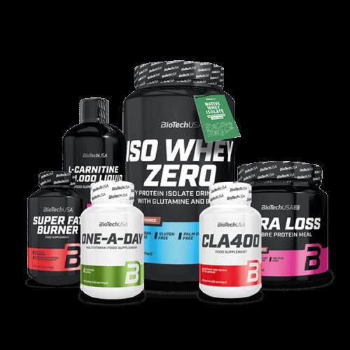 Weight managemet stack - Extra