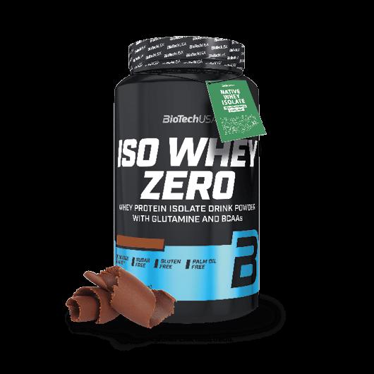 Iso Whey Zero - 908 g pisztácia