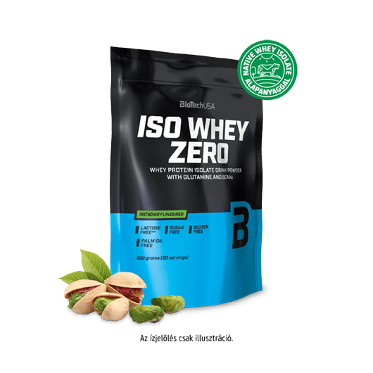 Iso Whey Zero - 500 g csokoládé-toffee