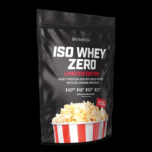 Iso Whey Zero - 500 g Popcorn ízű