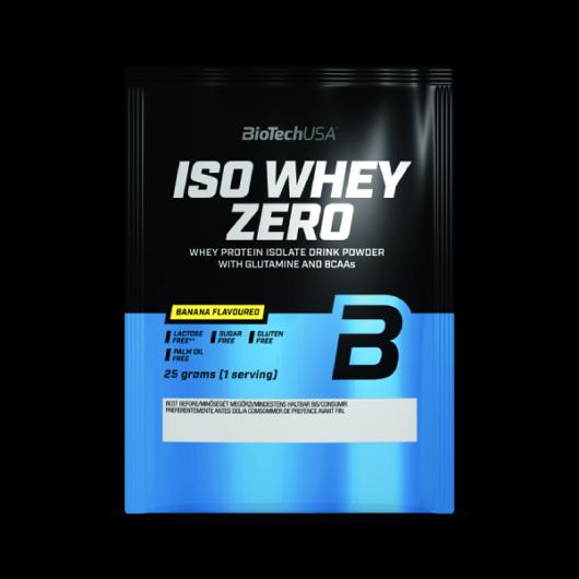 Iso Whey Zero - 25 g karamell 10 db/csomag