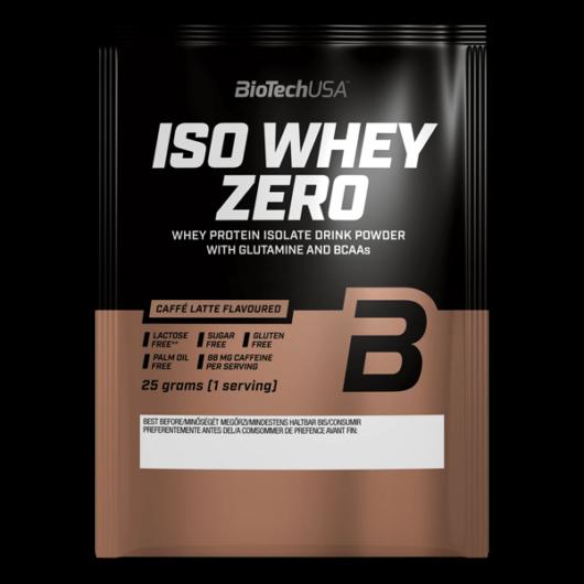 Iso Whey Zero - 25 g Caffé latte